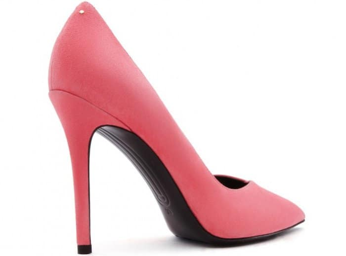 "Stella Luna ""Indispensable Classic"" pumps in pink suede"
