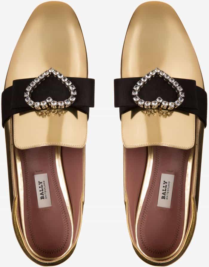 "Bally ""Phylis"" Women's Calf Leather Slipper"