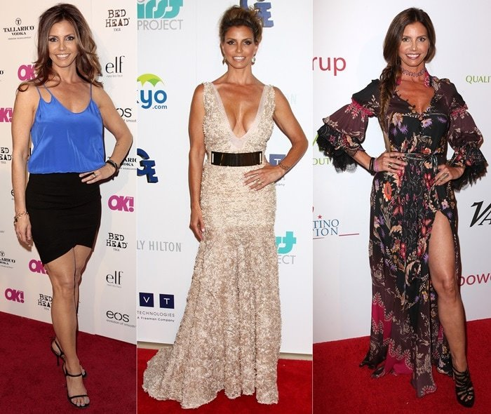 Charisma Carpenter attends OK! Magazine's SO SEXY event at Skybar at The Mondrian Hotel in Los Angeles, California, on April 18, 2013 / Charisma Carpenter attends the 4th Annual Thirst Gala at The Beverly Hilton Hotel on June 25, 2013 in Beverly Hills, California / Charisma Carpenter arrives at AltaMed Health Services' Power Up, We Are The Future Gala at the Beverly Wilshire Four Seasons Hotel on May 12, 2016 in Beverly Hills, California