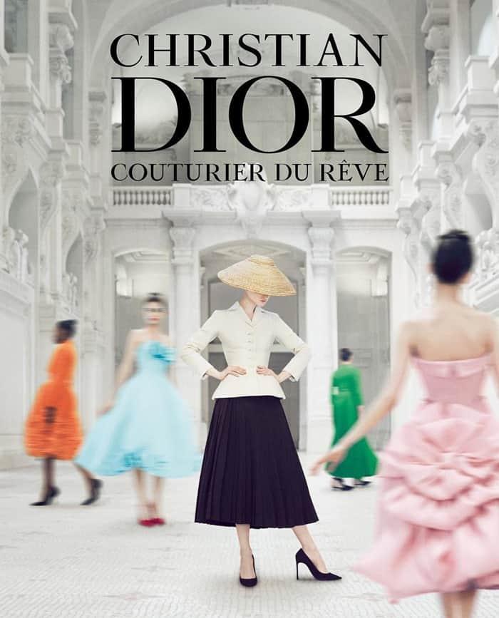 Christian Dior Celebrates 70th Anniversary at Paris Haute Couture Fashion Week