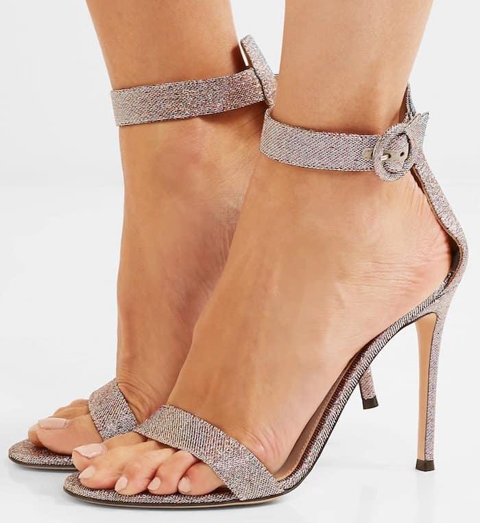 Gianvito Rossi Portofino sandals