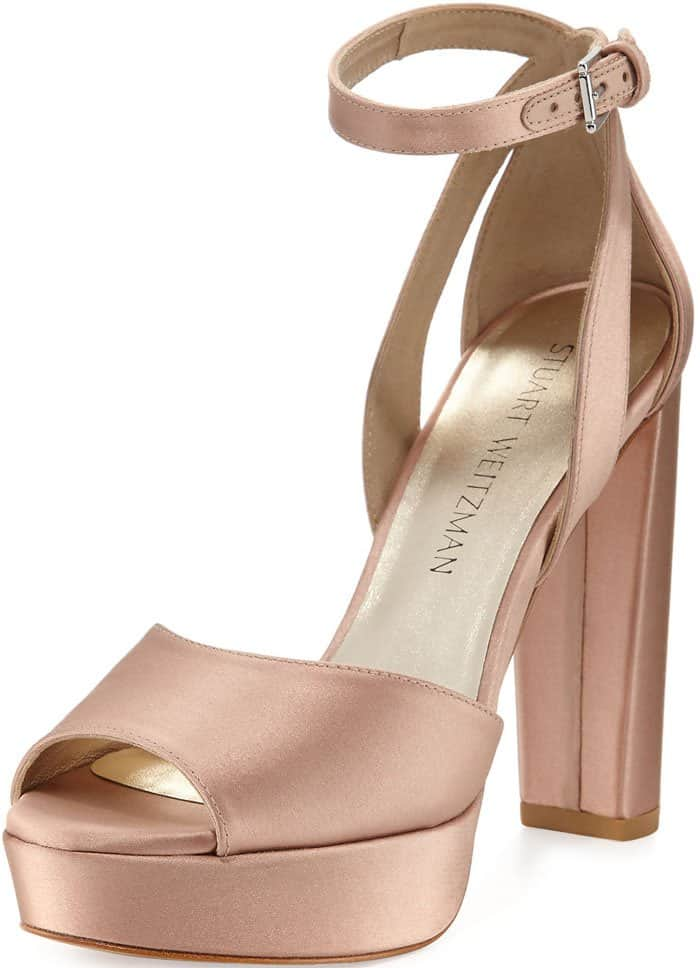 Stuart Weitzman 'Hijinx' Platform Sandal