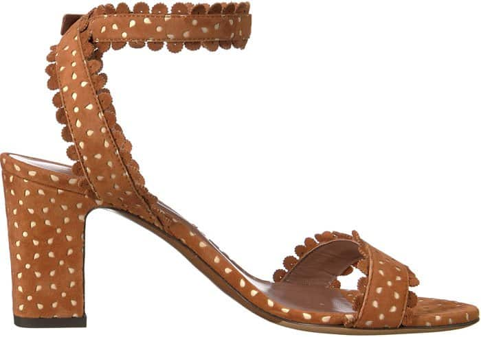 Tabitha Simmons 'Leticia' perforated sandals