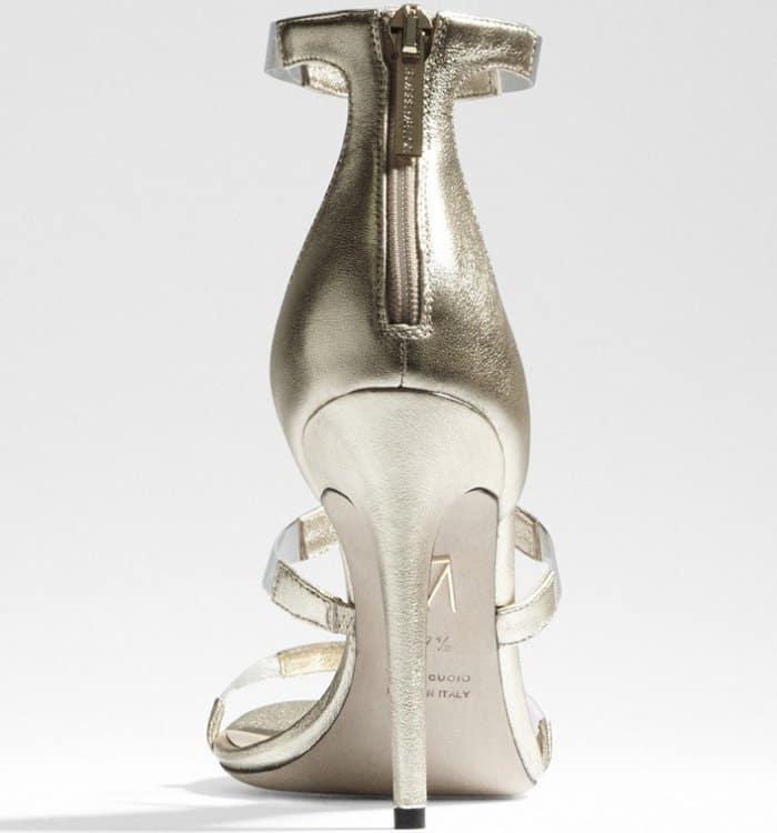 "Tamara Mellon ""Frontline"" sandals"
