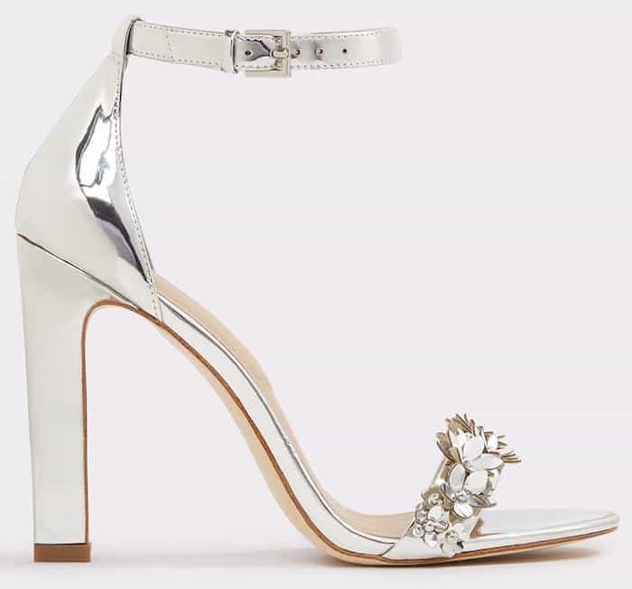Aldo Milaa ankle strap sandals