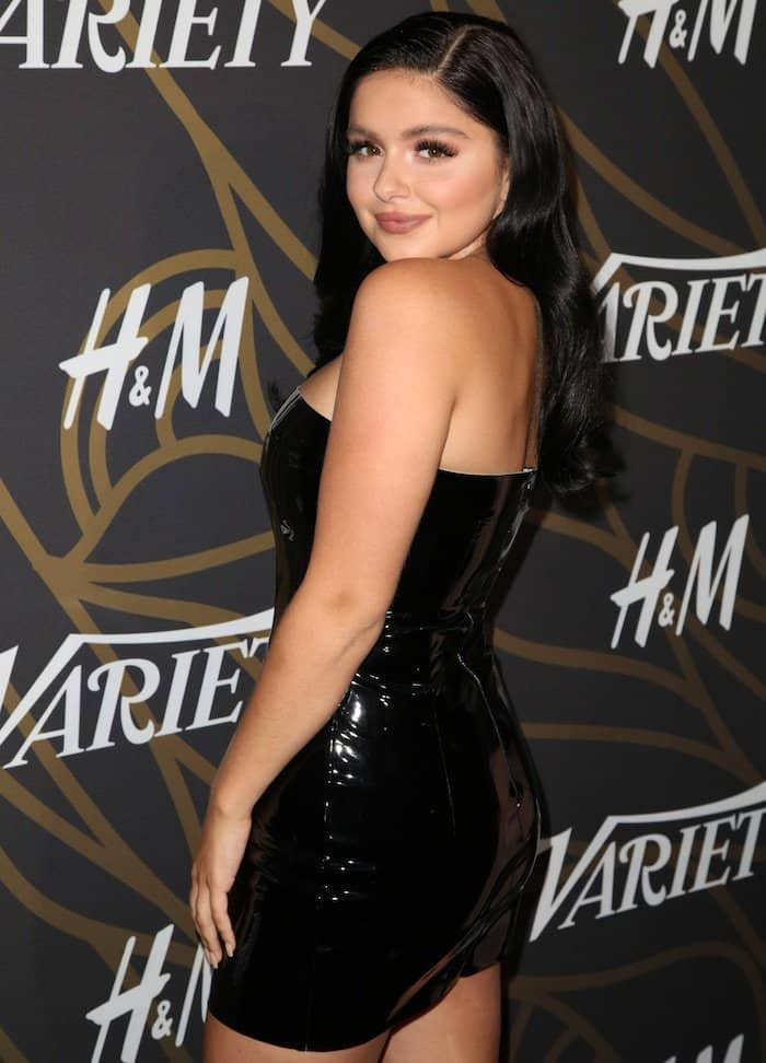 Ariel Winter at the Variety Power of Young Hollywood event at TAO in Downtown Los Angeles on August 8, 2017