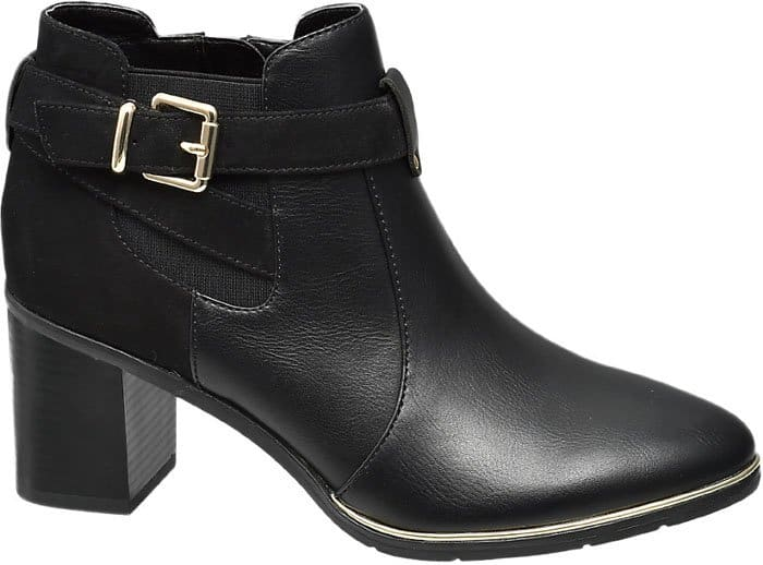 Deichmann Star Collection heeled ankle boot