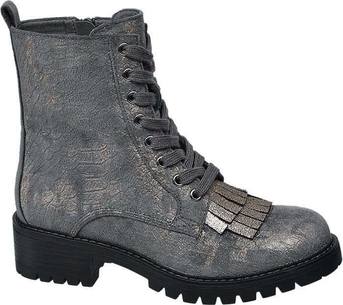 Deichmann Star Collection lace up boot