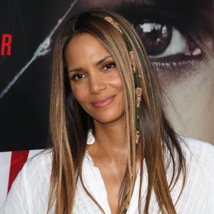 Halle Berry hit the red carpet at the Kidnap premiere at ArcLight Hollywood in Hollywood, California, on July 31, 2017