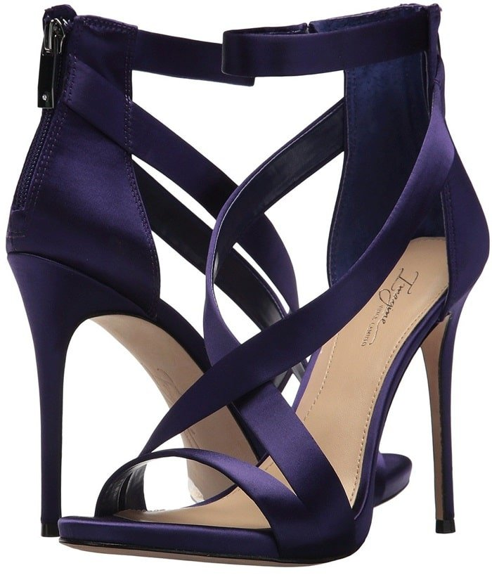 Go ahead and spoil yourself with these stunning shoes