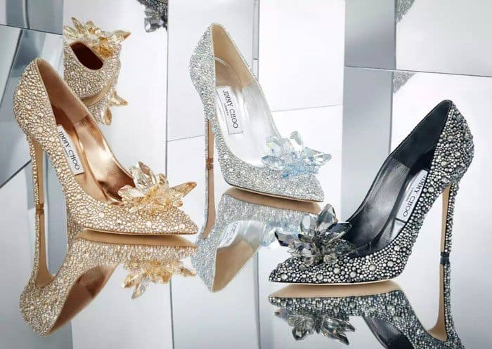 Live Like a Fairytale Character with Jimmy Choo's Cinderella Collection