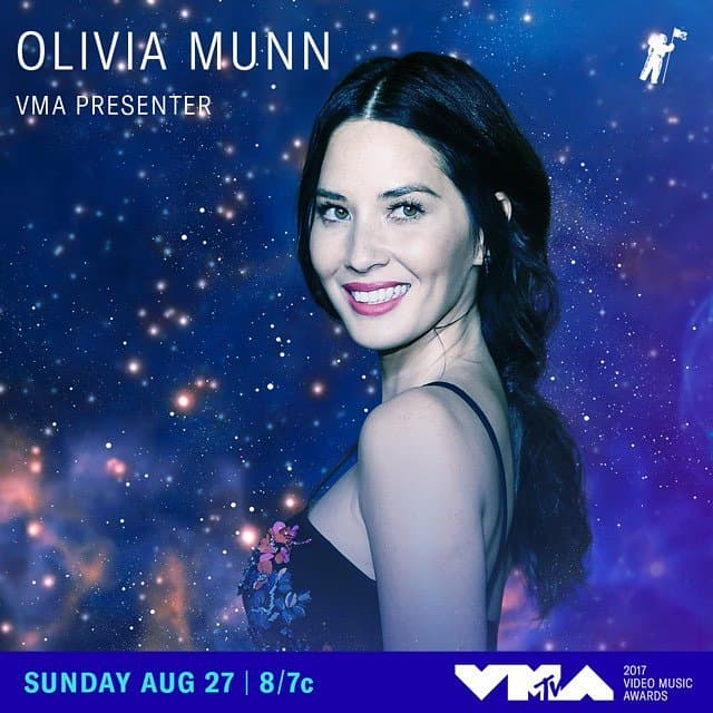 Shared by Olivia Munn with the caption 'See you tomorrow night @mtv @vmas!!! 🚀 👊💥@legoninjagomovie'