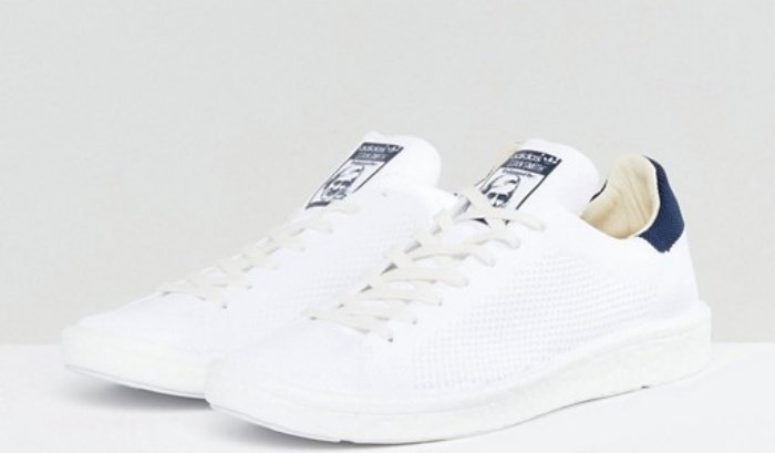 "Adidas Originals ""Stan Smith"" Boost Primeknit sneakers"