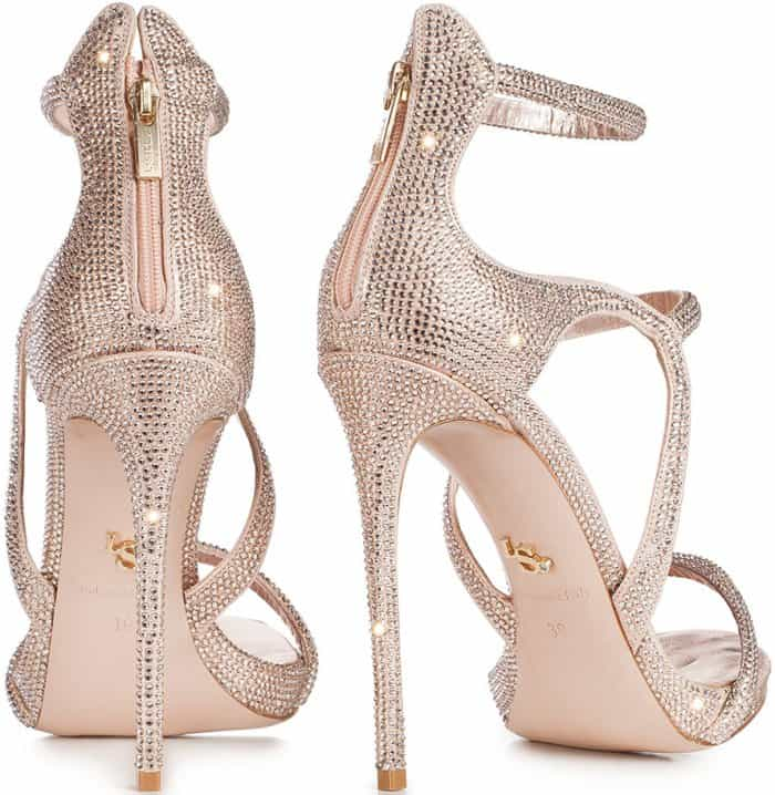"""Le Silla """"Crystals"""" sandals"""