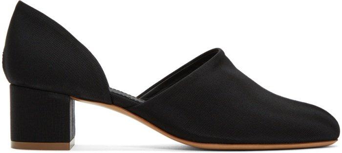 Mansur Gavriel d'Orsay heels