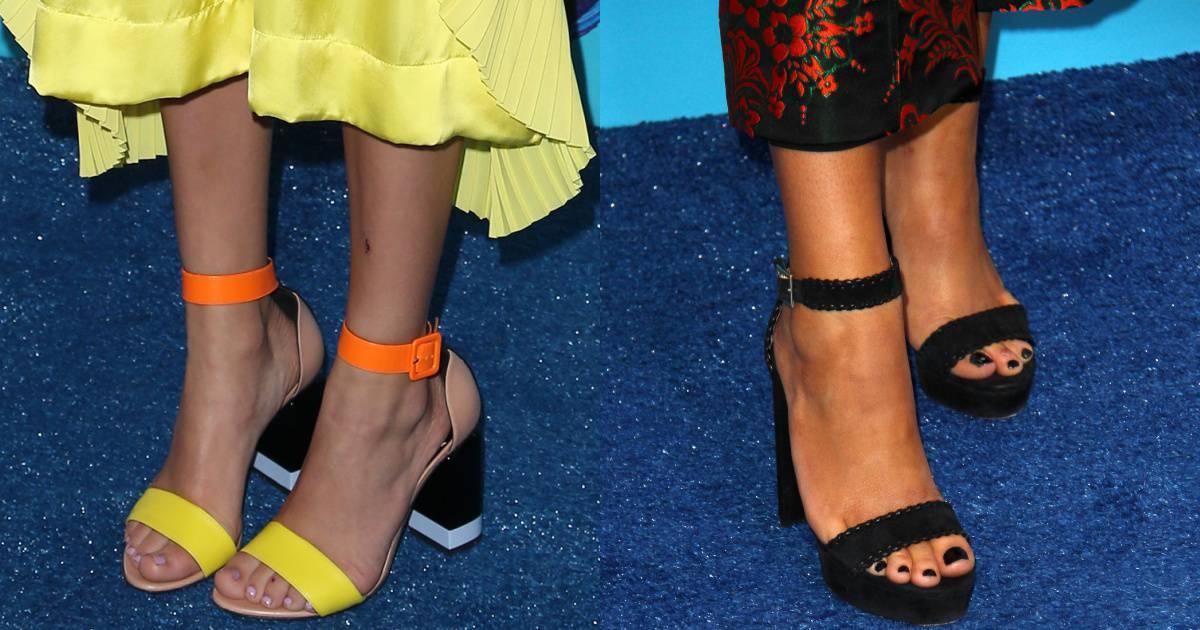 Maddie ziegler feet