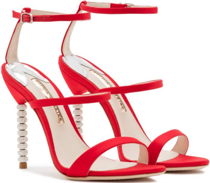 "Sophia Webster ""Rosalind Crystal"" sandals"