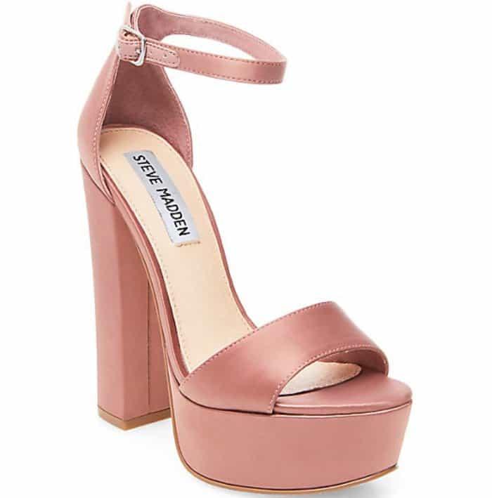 "Steve Madden ""Gonzo"" platform sandals"