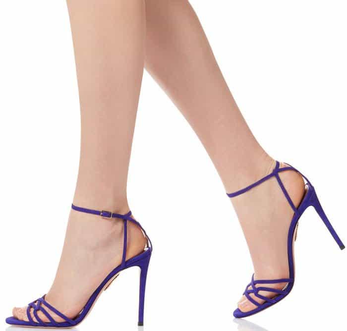 Aquazzura First Kiss sandals