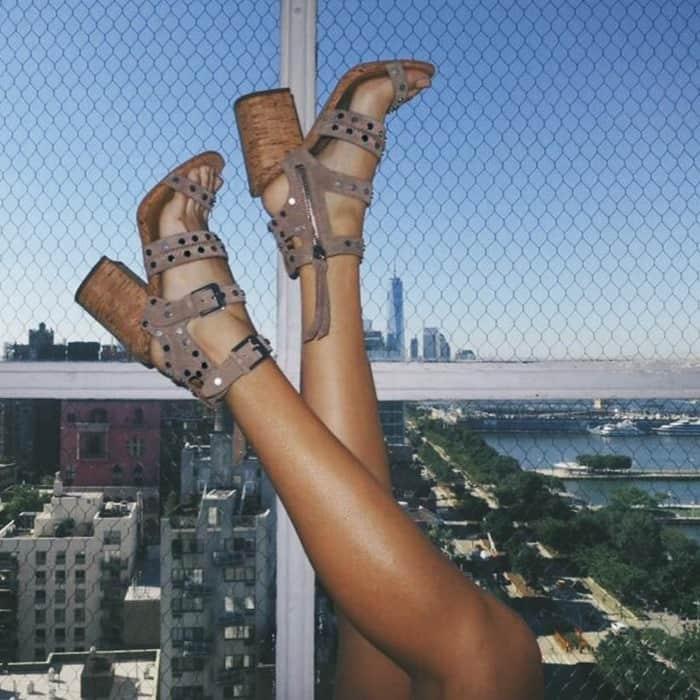 Dolce Vita 'Effie' Block Heel Sandal