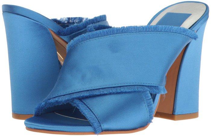Dolce Vita 'Henry' Block Heel Slides