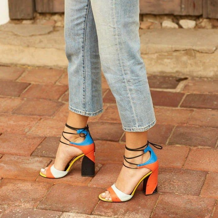 Dolce Vita 'Haro' Heeled Sandals