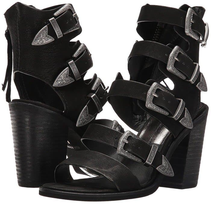 Dolce Vita 'Layell' Buckle Sandals
