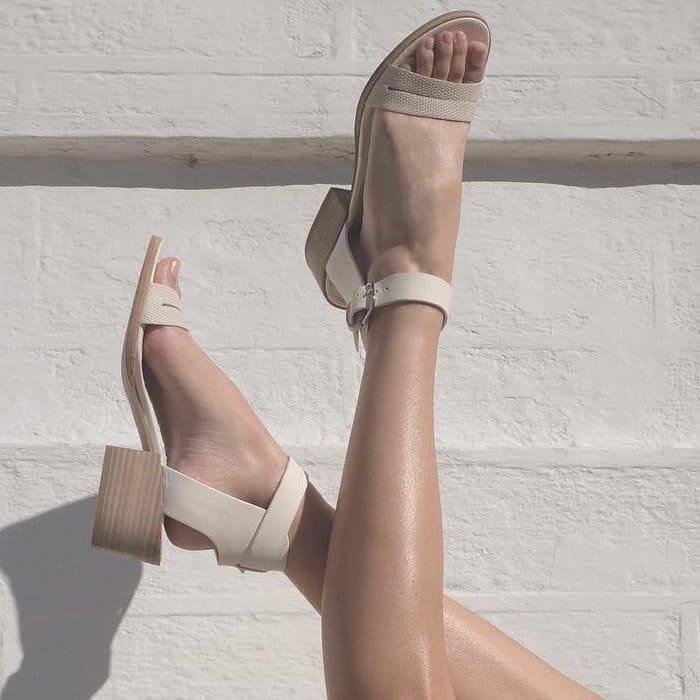 Dolce Vita 'Rae' City Sandals