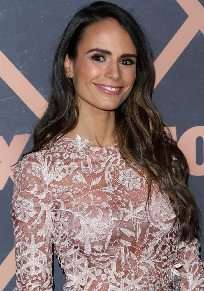 Jordana Brewster at the FOX Fall premiere party held at Catch LA in West Hollywood, California in September 26, 2017