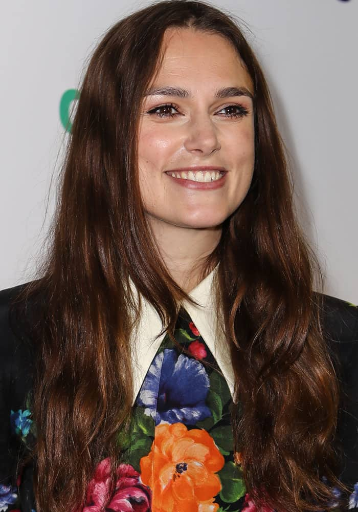 Keira Knightleyattends the 13th annual BGC Charity Day in London on September 11, 2017