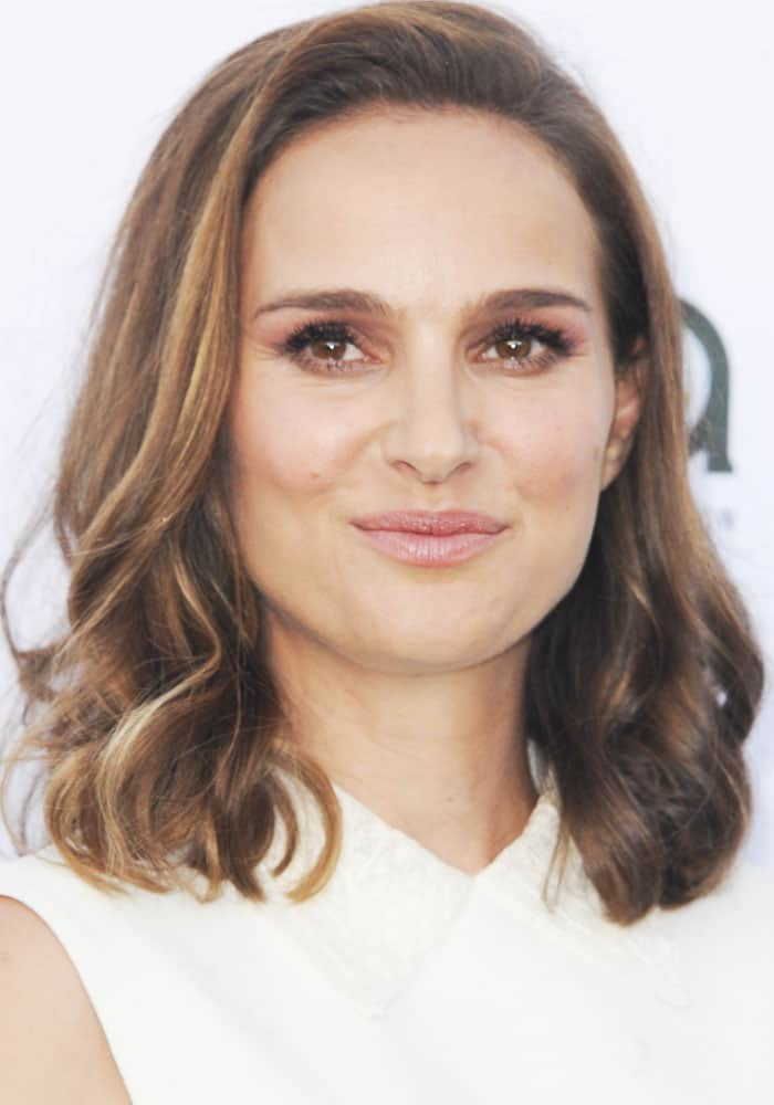 Natalie Portman at the 27th annual EMA Awards in Los Angeles on September 23, 2017