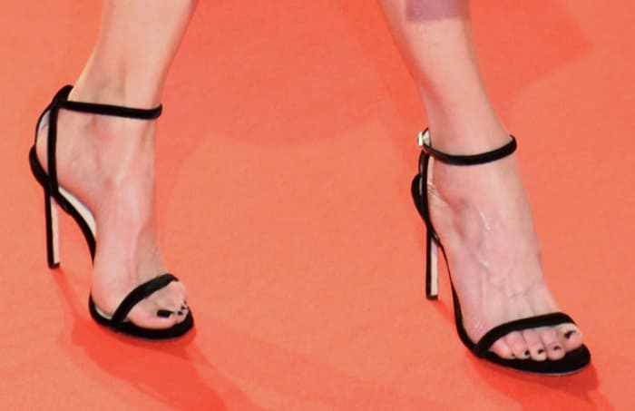 "Nicole Kidman in Jimmy Choo ""Minny"" sandals"