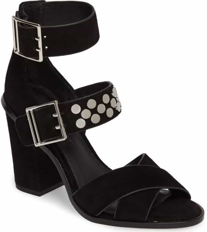 "Rebecca Minkoff ""Jennifer"" cage sandals"