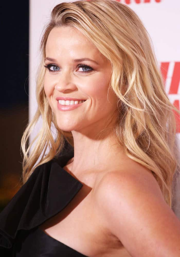 """Reese Witherspoon at the """"Home Again"""" special screening held at the Washington Hotel in London on September 21, 2017"""