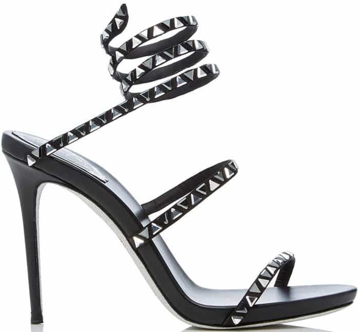 Rene Caovilla 'Snake' sandals