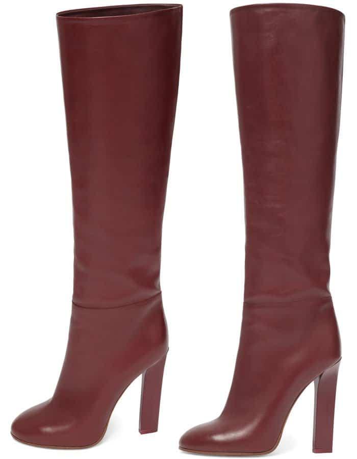 Victoria Beckham heeled boot