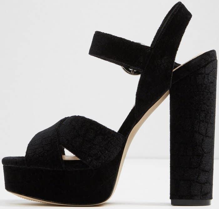"Aldo ""Kaelah"" platform sandals"