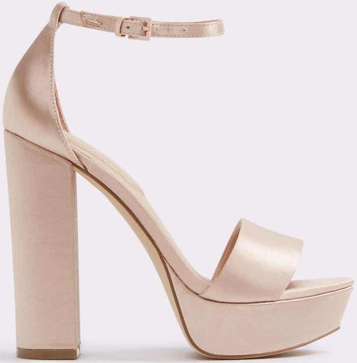 "Aldo ""Nesida"" platform sandals"