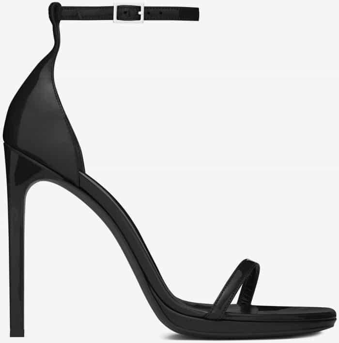 """Saint Laurent """"Jane"""" ankle-strap sandals"""