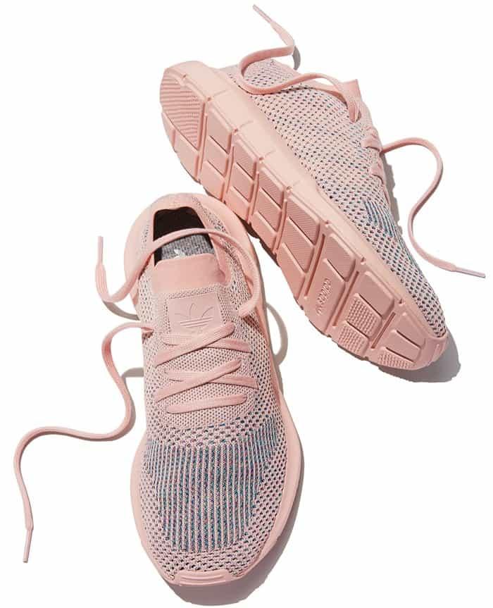Adidas 'Swift Run Pk' Knit Trainer Sneaker