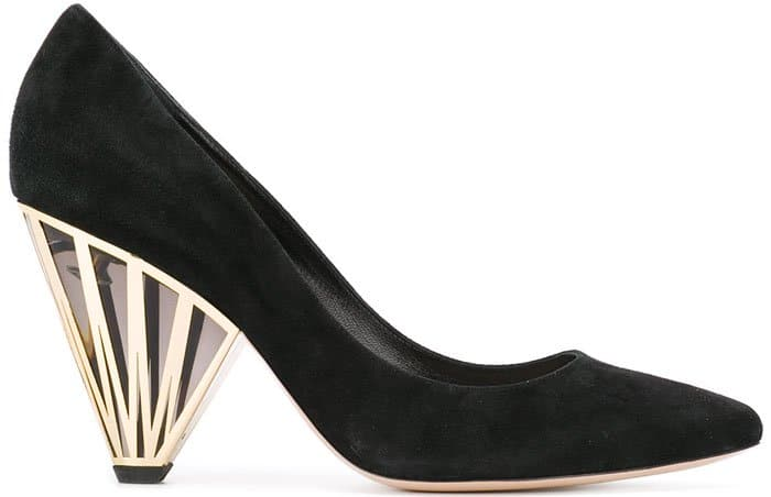 "Nicholas Kirkwood ""Labyrinth"" Pumps"