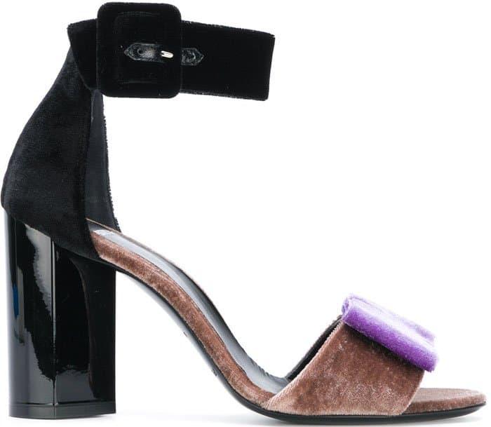 Pierre Hardy Obi bow sandals