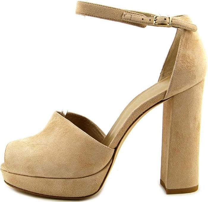 Stuart Weitzman Valleygirl platform sandals