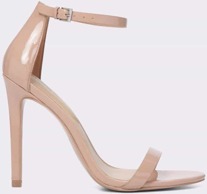 "Aldo ""Polesia"" sandals in light pink"