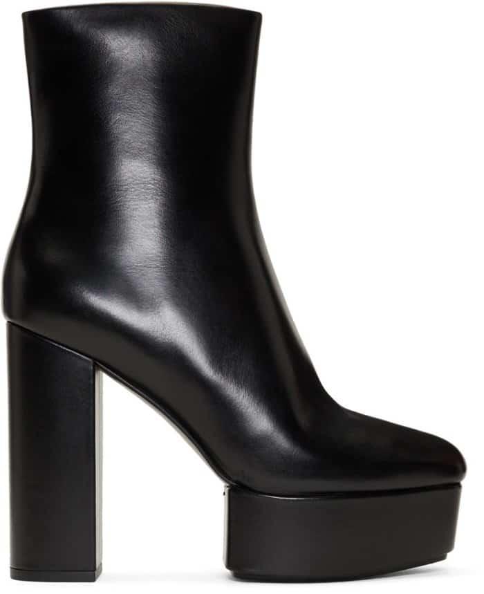 """Alexander Wang """"Cora"""" platform boots"""