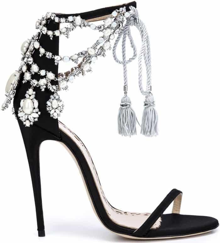 """Marchesa """"Marissa"""" sandals"""