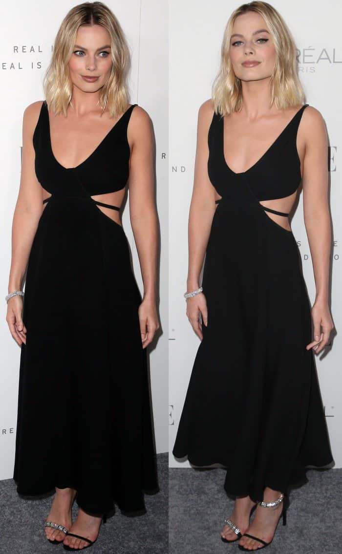 Margot Robbie at Elle's 24th Annual Women in Hollywood Celebration