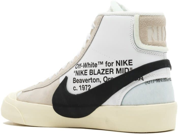 "Off-White for Nike ""Blazer Mid"" sneakers"