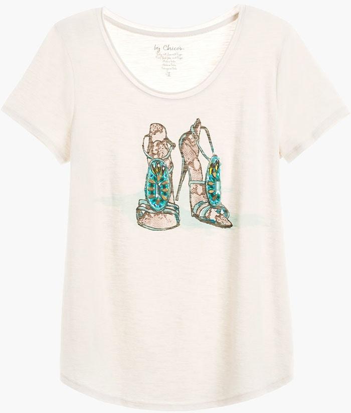Chico's embellished stiletto heels