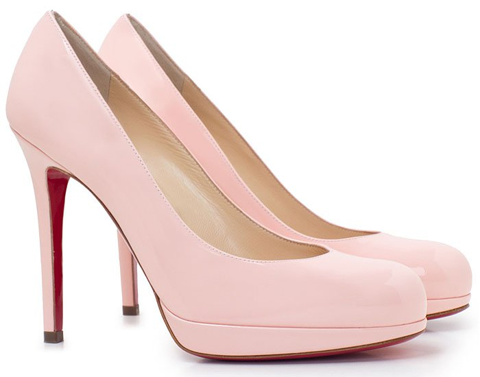 Christian Louboutin 'New Simple' 120mm Pumps